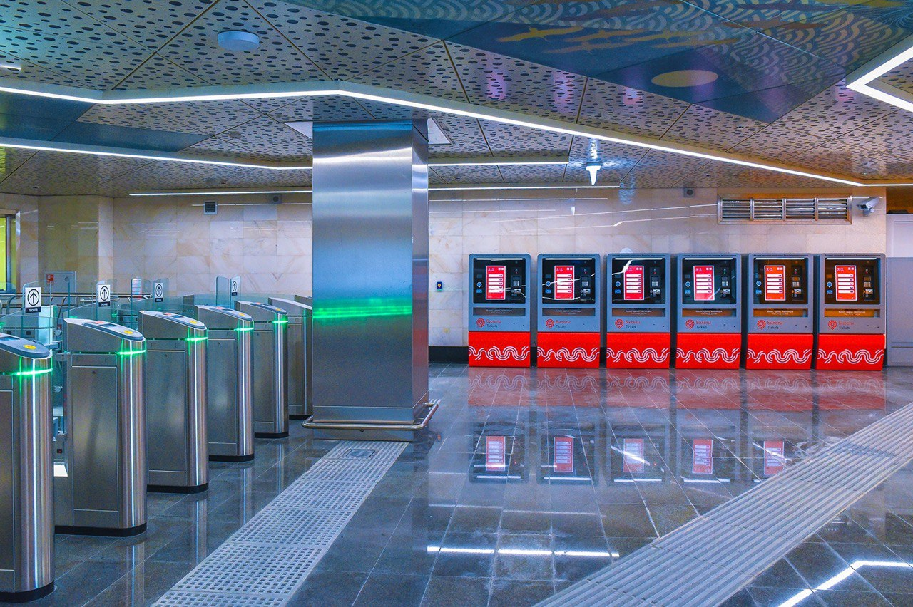 В московском метро впервые построят теплую наземную станцию