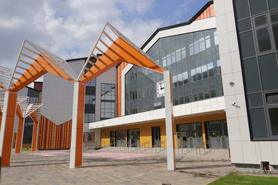 В Мосрентгене построят современную школу на 1100 мест