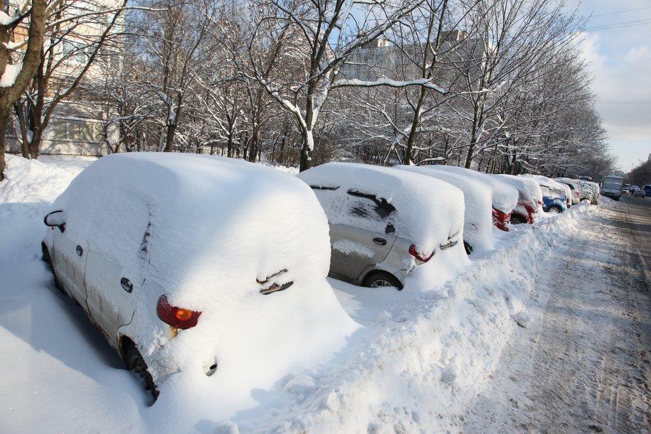 Снежный рекорд в Москве остался прежним