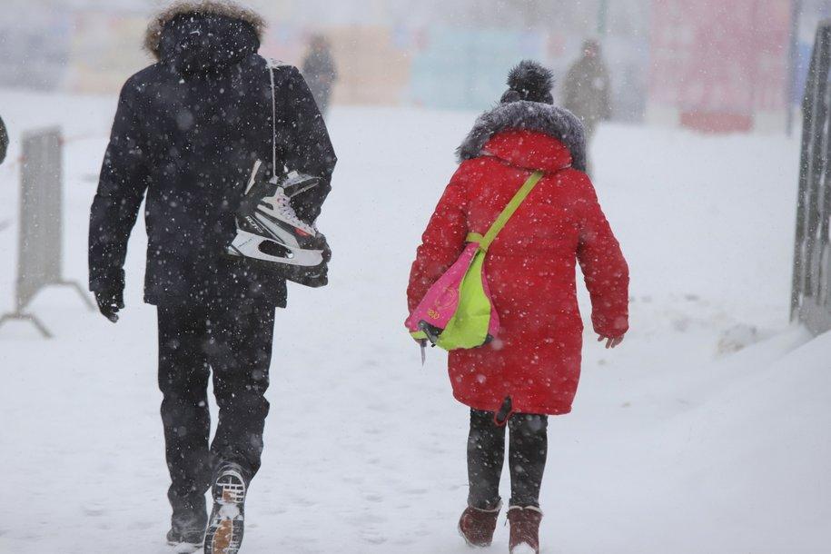 Мужской праздник выдастся в столице морозным