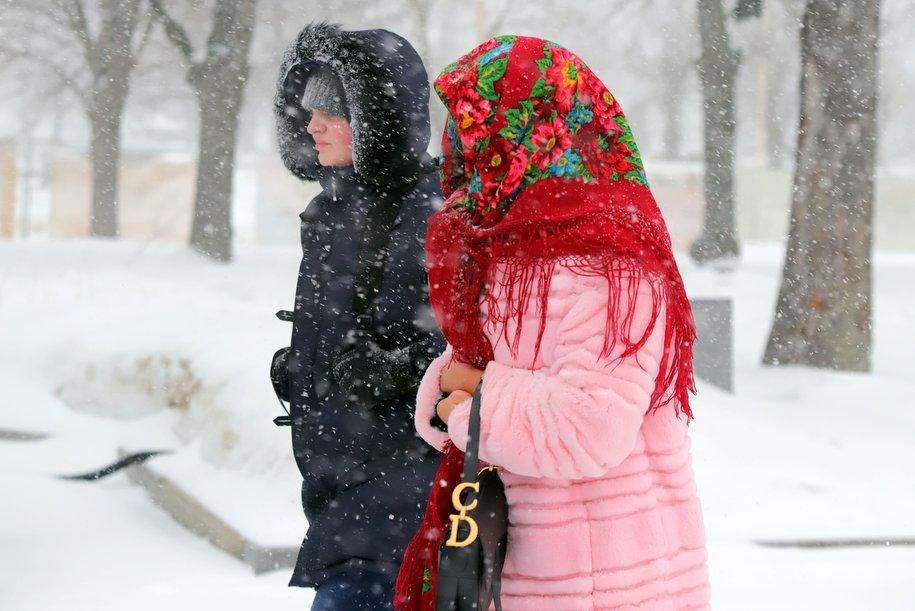 Москвичей ожидают аномальные морозы