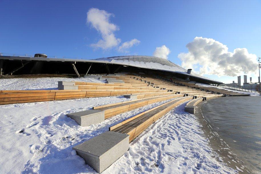 Москвичей на грядущей неделе ожидает морозная погода