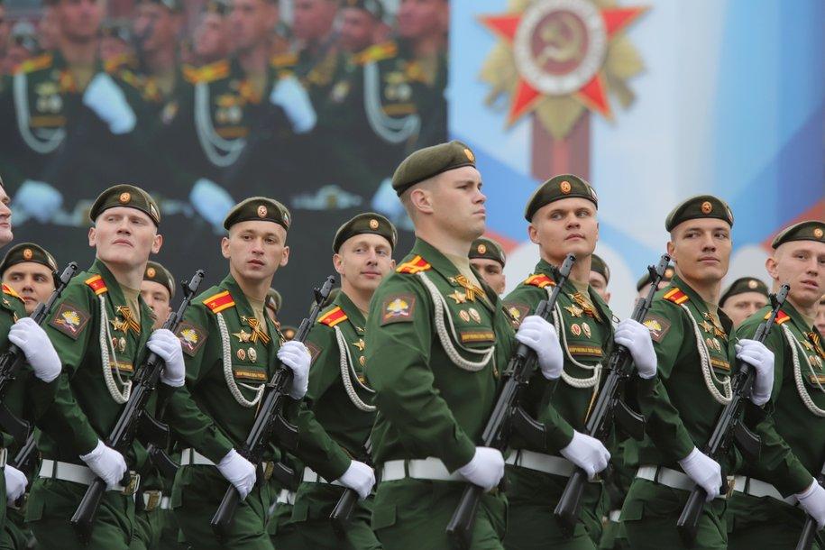 Сергей Собянин поздравил москвичей с Днём защитника Отечества