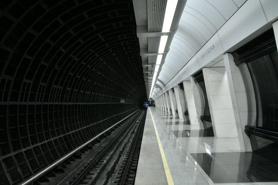На юго-западном участке БКЛ началась отделка станций