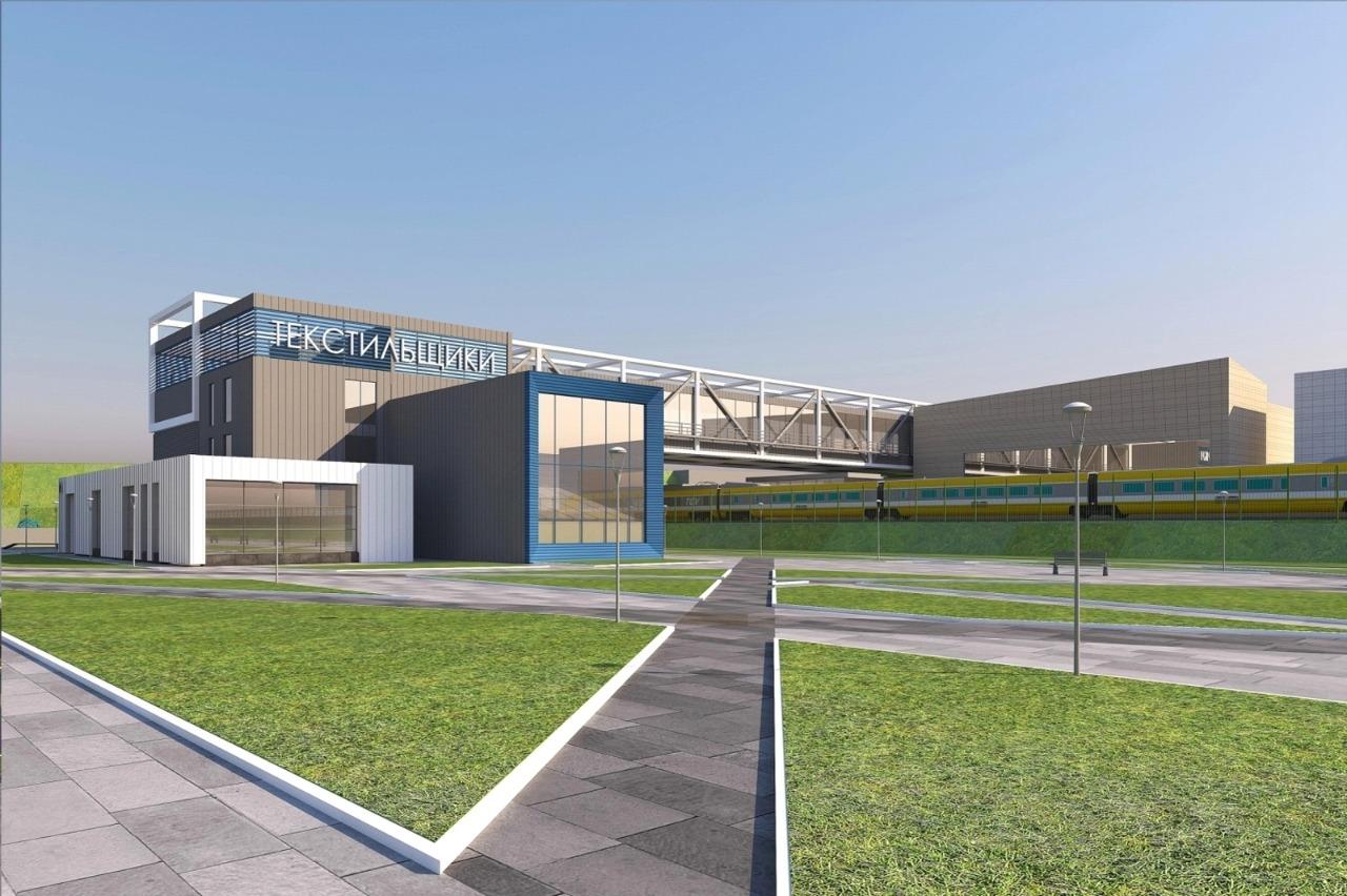 Строительство ТПУ «Текстильщики» начнется в 2021 году