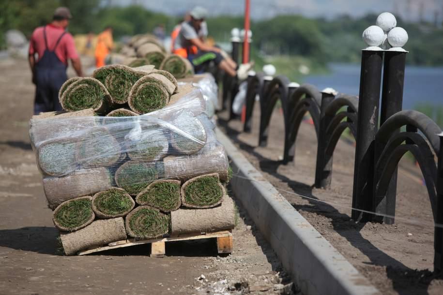 Развитие территории Мнёвниковской поймы планируется завершить к 2030 году