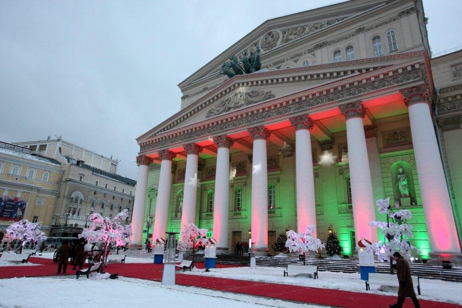 В Москве пройдет традиционная ежегодная акция «Ночь театров»