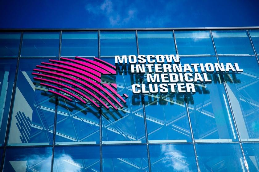 Строительство двух новых корпусов медкластера в Сколково планируется завершить в 2022 году