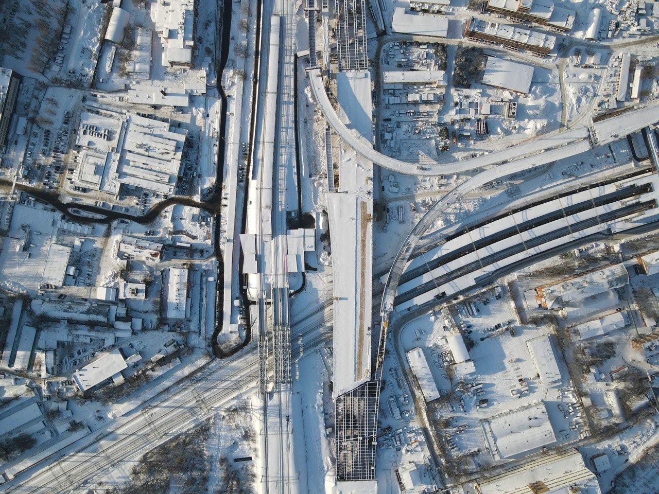 Система хордовых магистралей ускорит движение в Москве в среднем на 12,5%