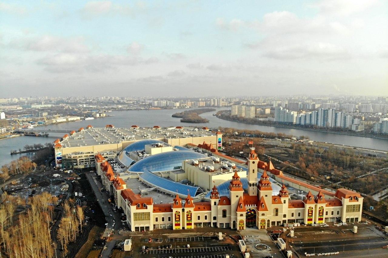 Дизайн станций метро «Остров мечты» и «Загорье» выберут на конкурсе