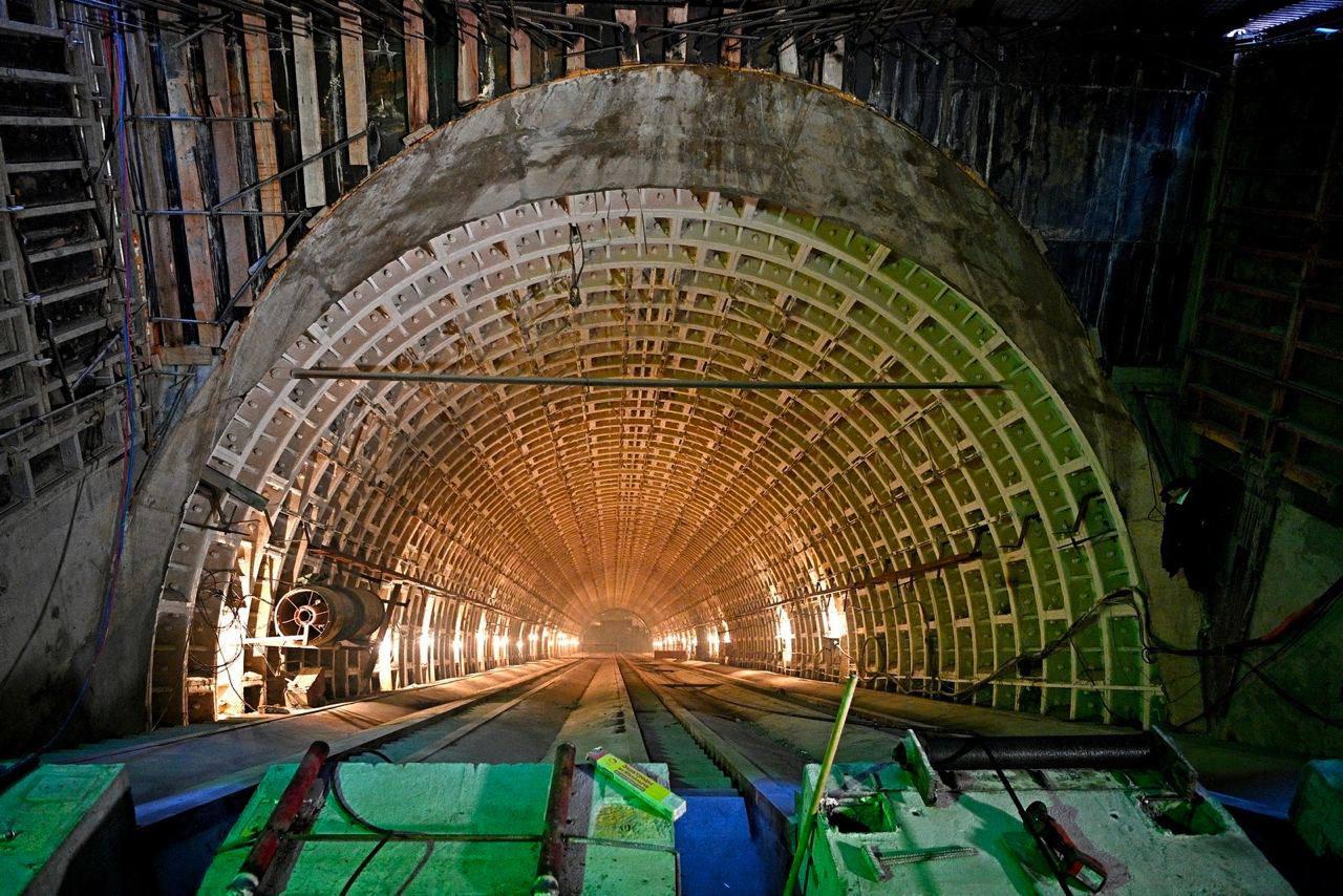 На станции БКЛ «Марьина Роща» установят самый длинный эскалатор в мосметро