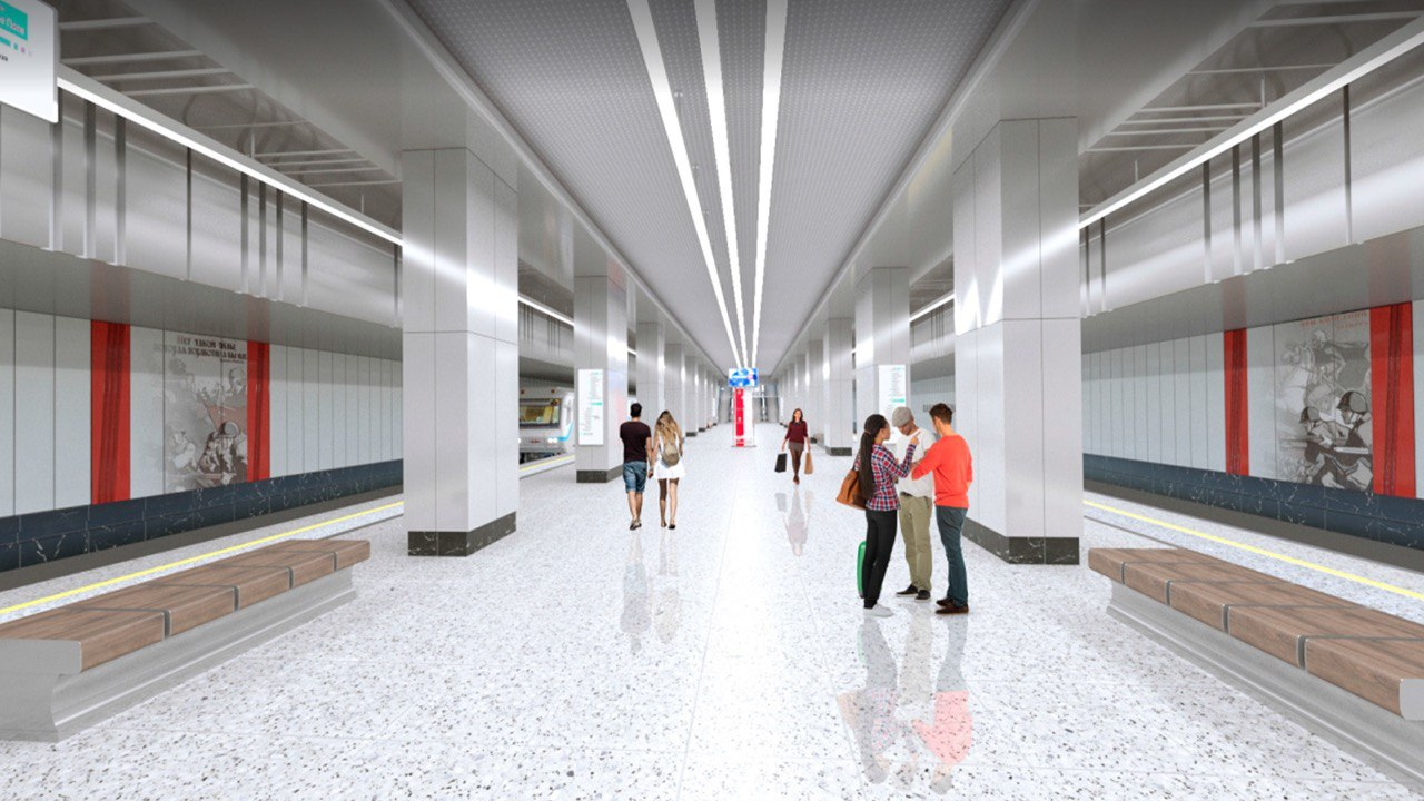 Станции «Народное Ополчение» и «Мнёвники» БКЛ метро подготовят к открытию к концу марта