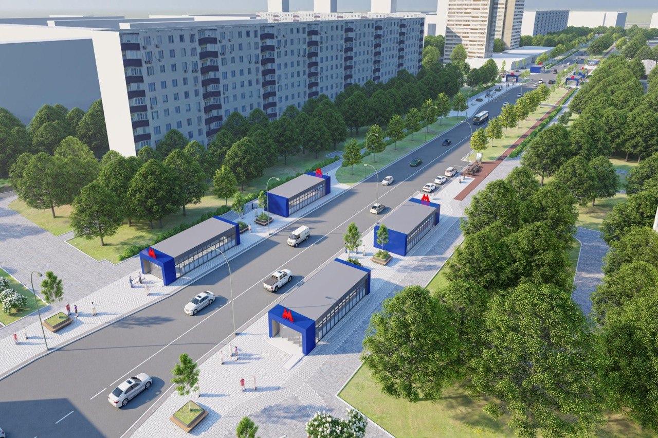 Строительство станции метро «Гольяново» начнется в середине 2022 года