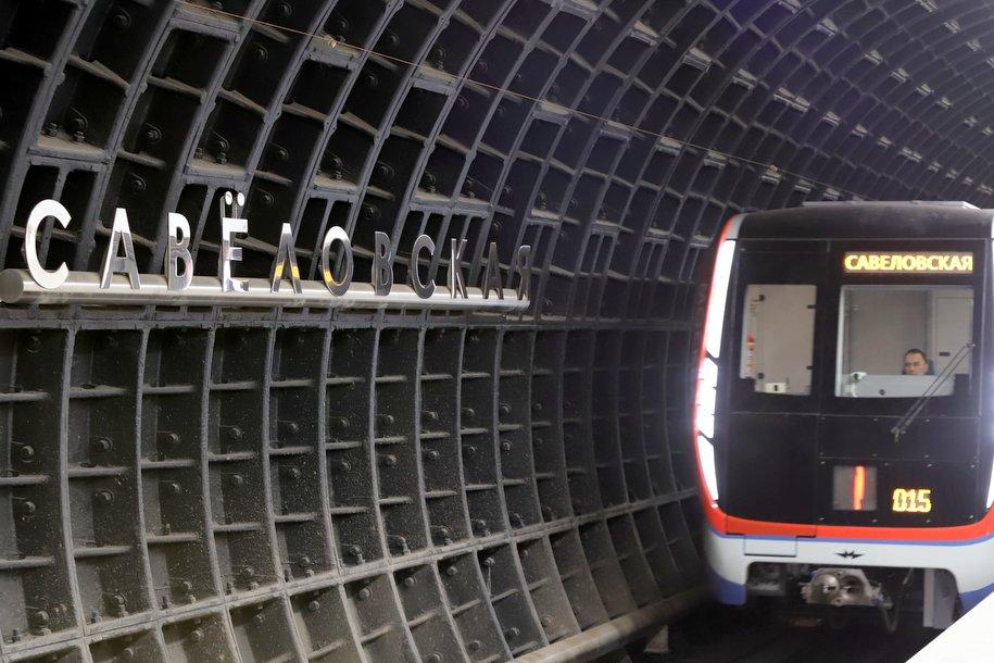 Строительство участка метро БКЛ от «Савеловской» до «Нижегородской» завершено на 65%