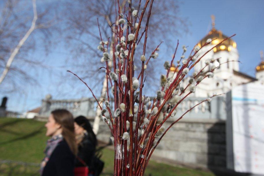 Весенняя погода придёт в Москву после 23 марта
