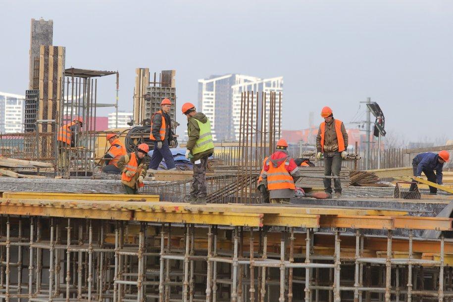 Темпы строительства в Москве практически вернулись к доковидным