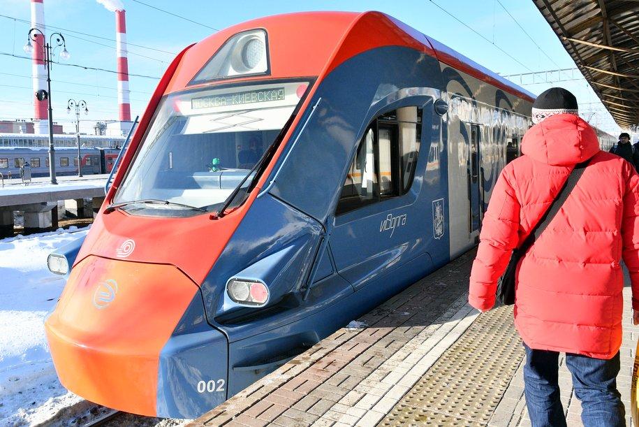 В Переделкино появится современный городской вокзал