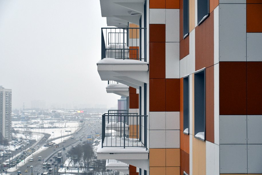 В Москве за последние пять лет ввели почти 48 миллионов квадратных метров недвижимости