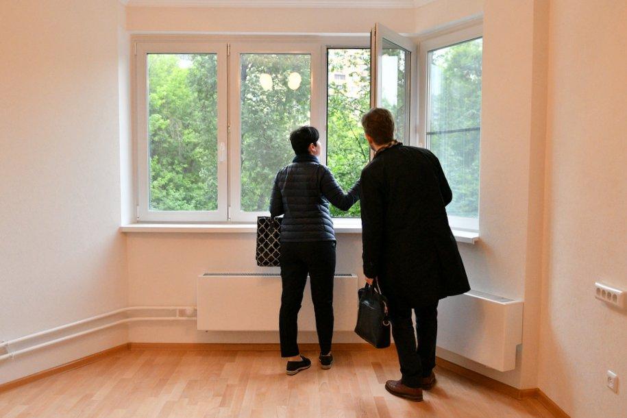 В новые квартиры по реновации переехали 26 тысяч участников программы