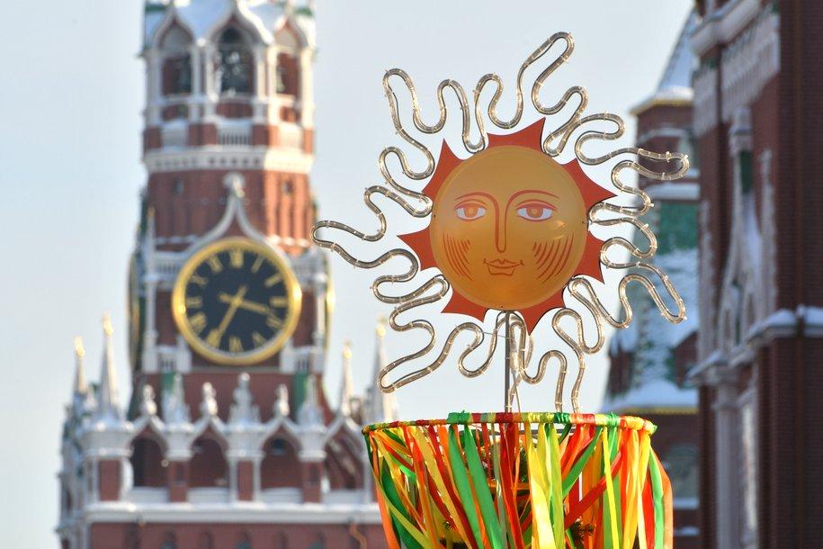 Весенняя погода ожидается в столице после Масленицы