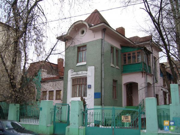В Москве началась реконструкция дома Мельникова на Пресне