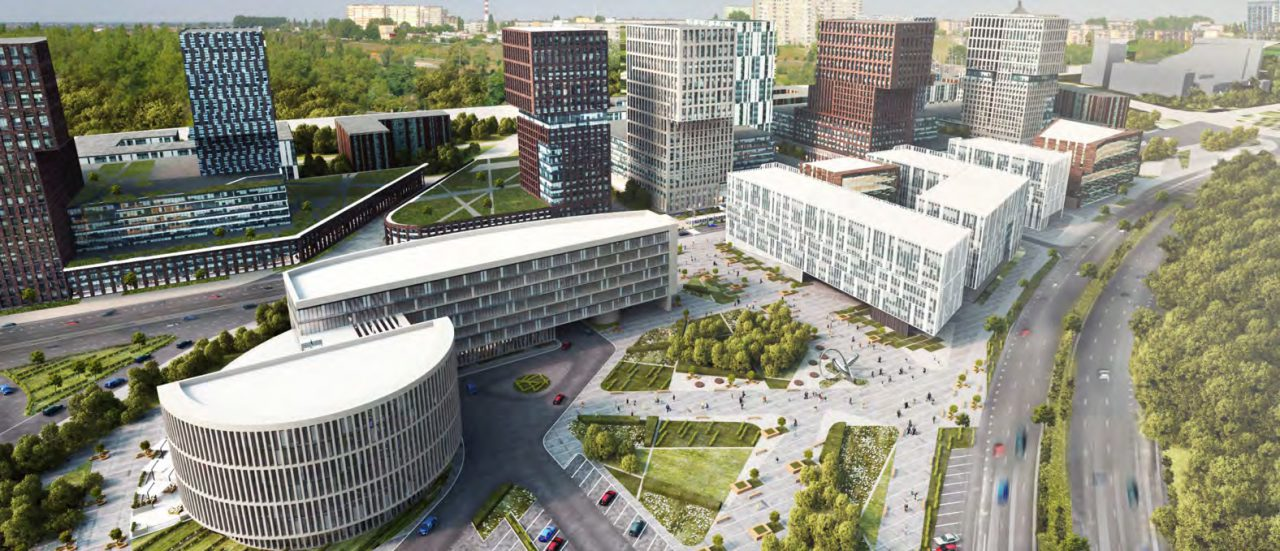 АДЦ в Коммунарке – пример крупнейшего комплексного развития территории