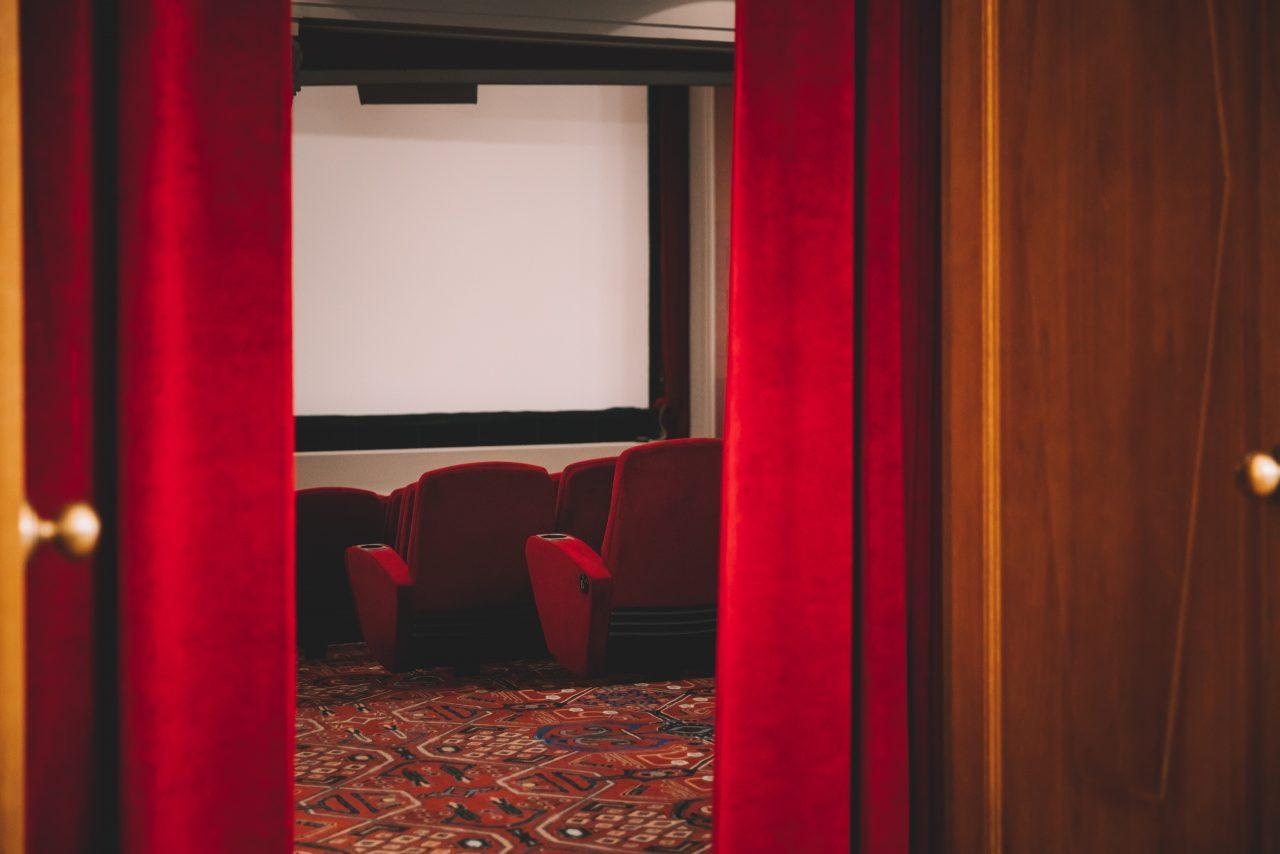 Кинотеатр «Художественный» открывается после длительной реставрации
