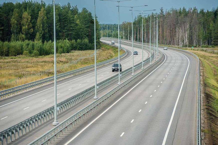 Автомагистраль «Москва — Казань» продлят до Екатеринбурга
