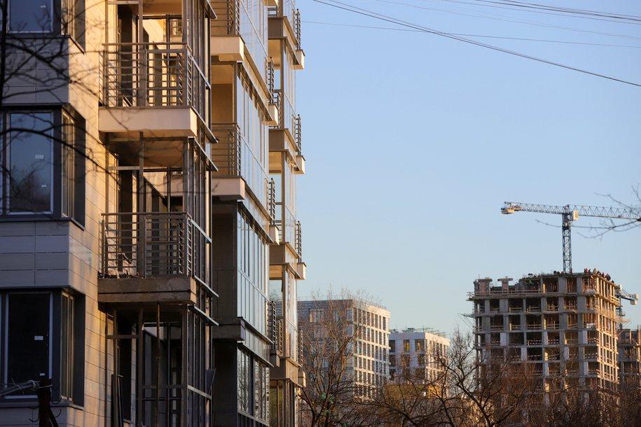 В 2021 году в Москве планируется достроить 54 дома для обманутых дольщиков