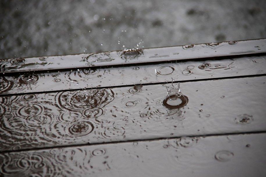 Москвичей ожидают рекордные дожди в предстоящие выходные