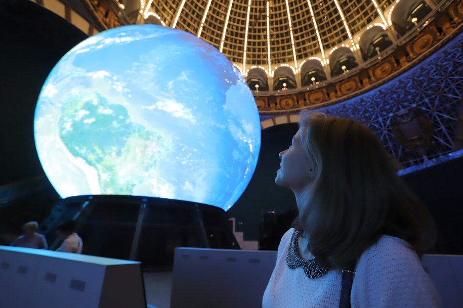 В небе над Москвой можно будет увидеть метеорный поток