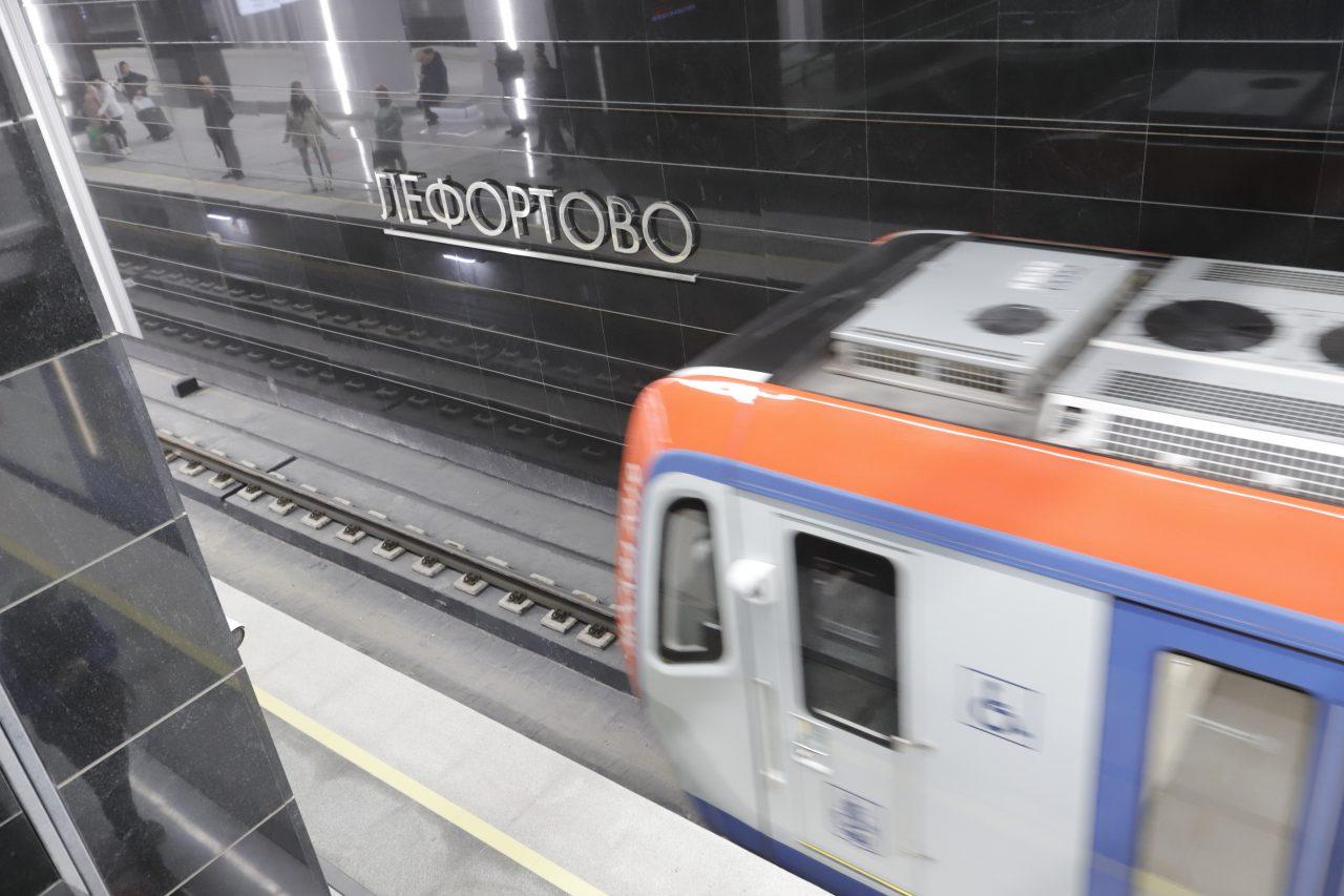 Почти 124 км новых линий метро ввели в Москве за 10 лет