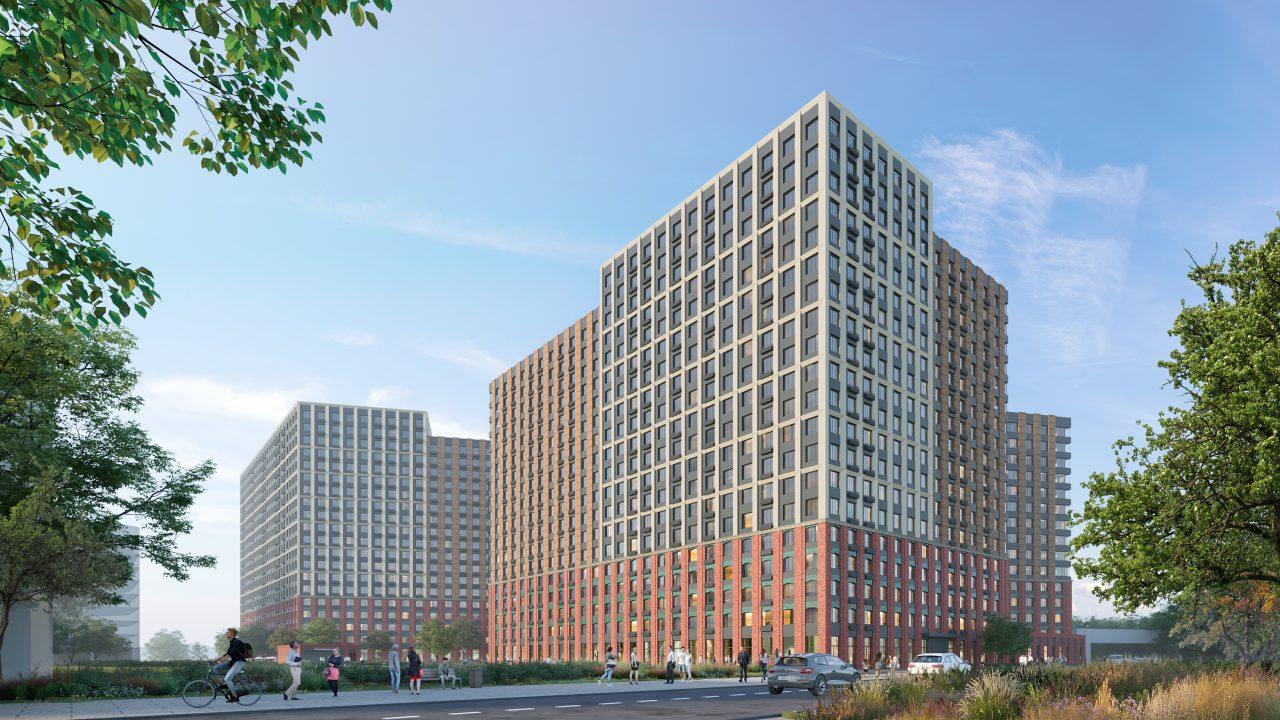 В Головинском районе начинается строительство нового жилого комплекса