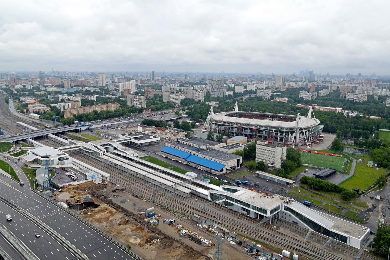Новый вокзал «Восточный» полностью интегрирован в транспортную сеть Москвы