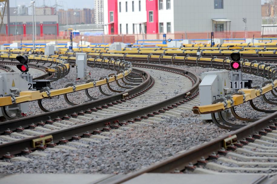 В Москве ведётся строительство четырех электродепо