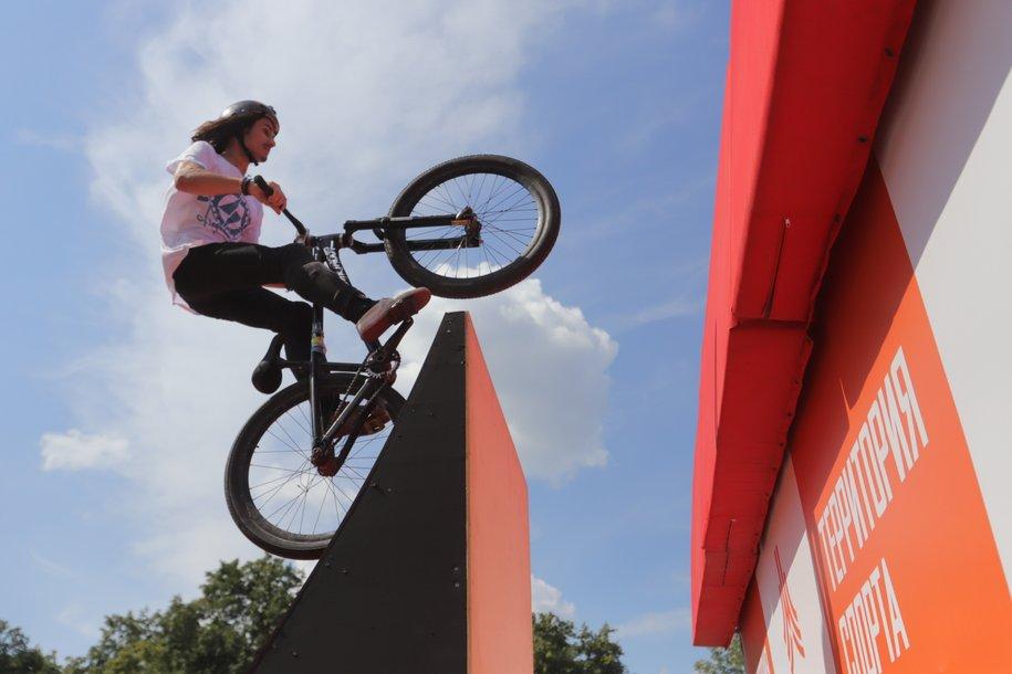 На севере Москвы откроют крупный BMX-велодром