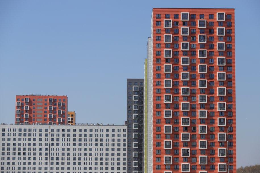 Первые жилые дома в Мнёвниковской пойме появятся в 2023 году