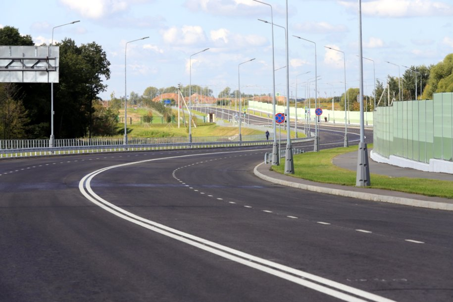 Начальный этап развития транспортной инфраструктуры в районе станции метро «Коммунарка» завершится до конца года