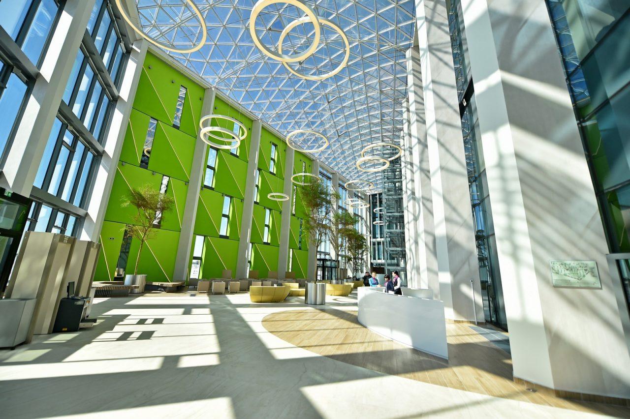 В медкластере «Сколково» строится медицинский молл для зарубежных клиник