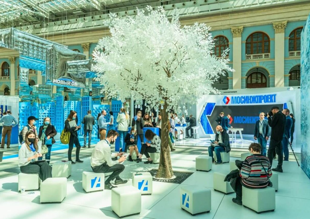 Выставку АРХ Москва — 2021 посетили более 27 тысяч человек