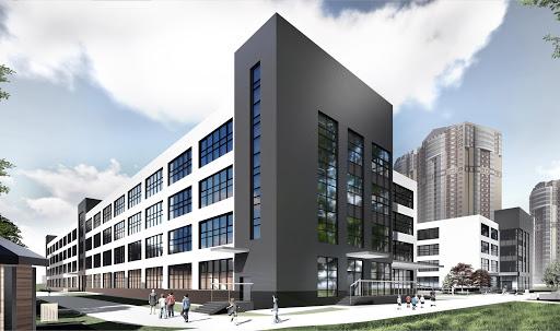 Школа-гигант на 1900 мест в Левобережном введена в эксплуатацию