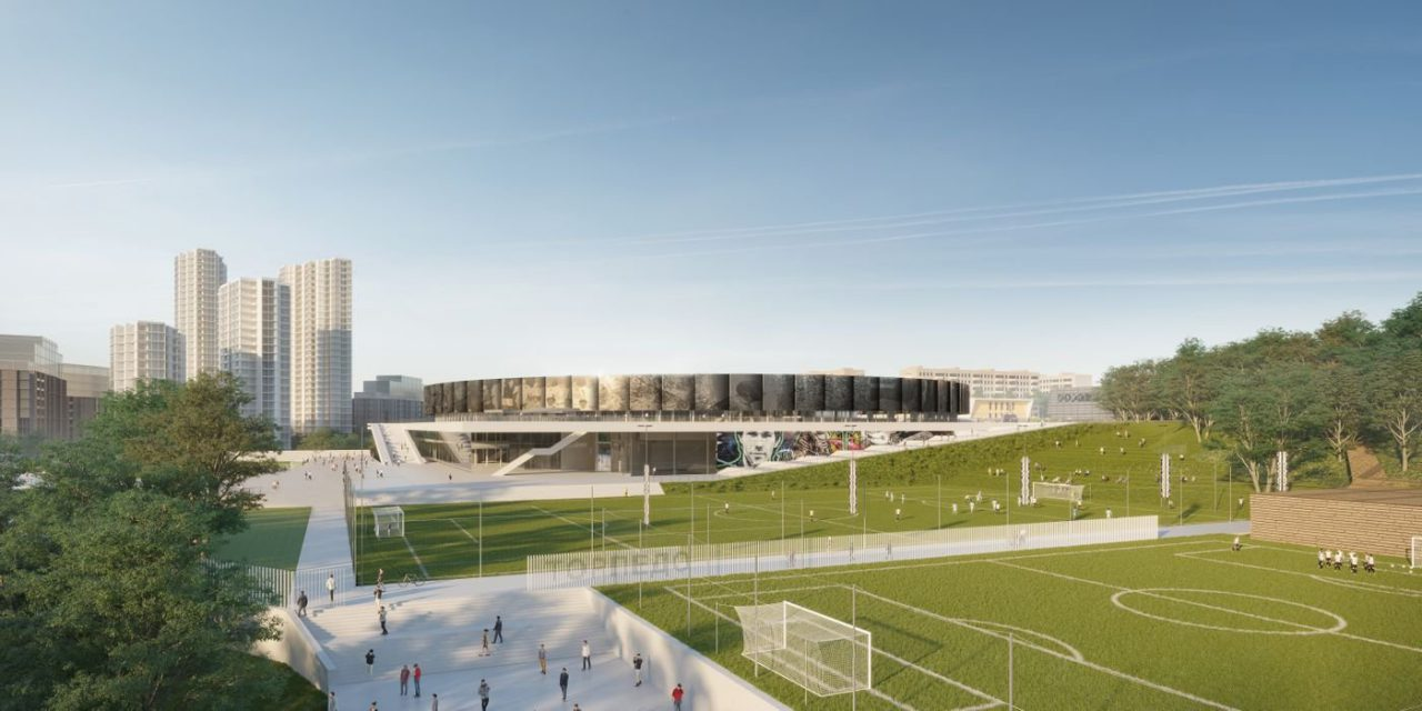 Три новых объекта появятся на территории спортивного кластера «Торпедо»