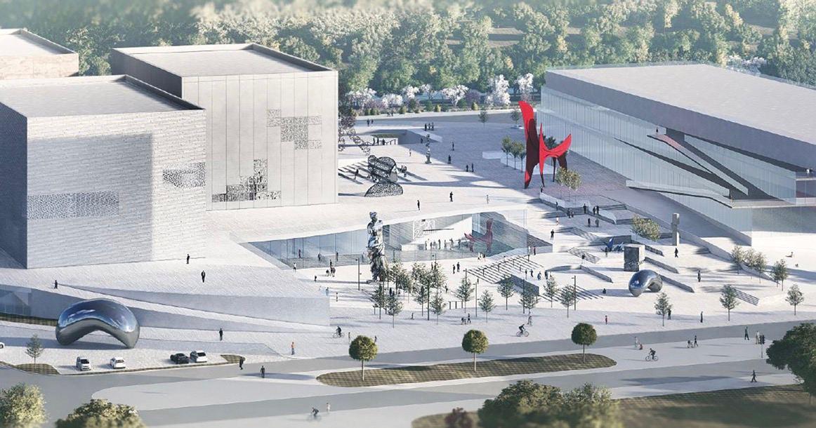 Музейное фондохранилище в Коммунарке закончат проектировать до конца года
