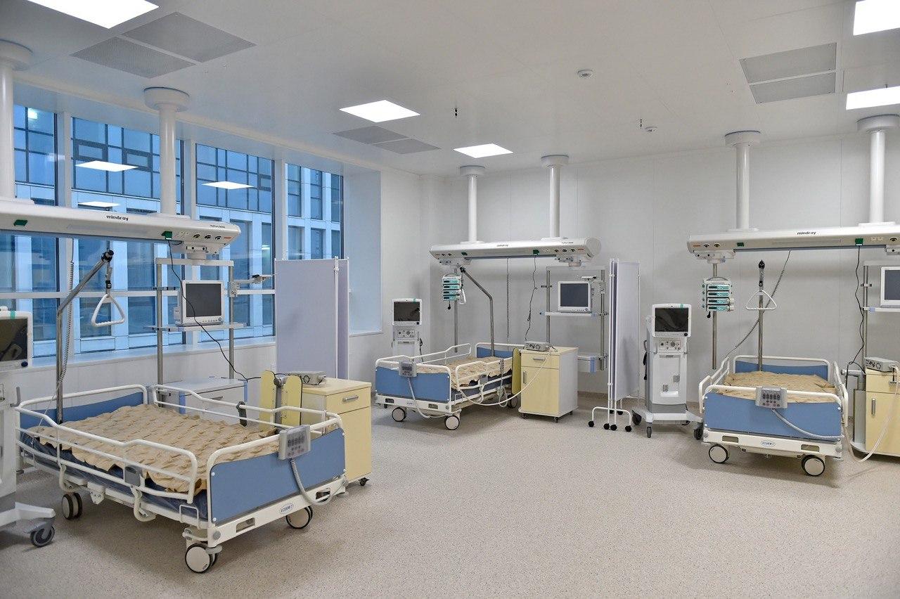 В Коммунарской больнице построят роддом, амбулаторию и детский корпус