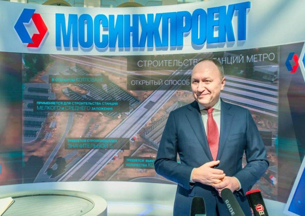 На 70% готовы 10 пусковых станций БКЛ метро