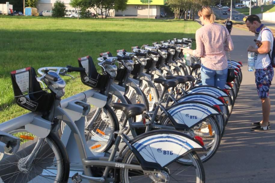 Суточный доступ к велопрокату будет стоить всего 5 рублей