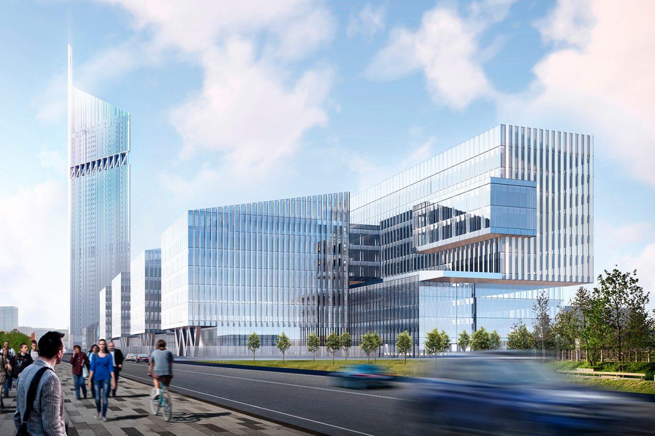 Реализуемые «Мосинжпроектом» объекты — в числе лучших архитектурных проектов столицы