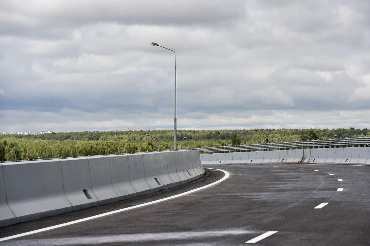 Реконструкция развязки МКАД-Липецкая улица завершат за три года