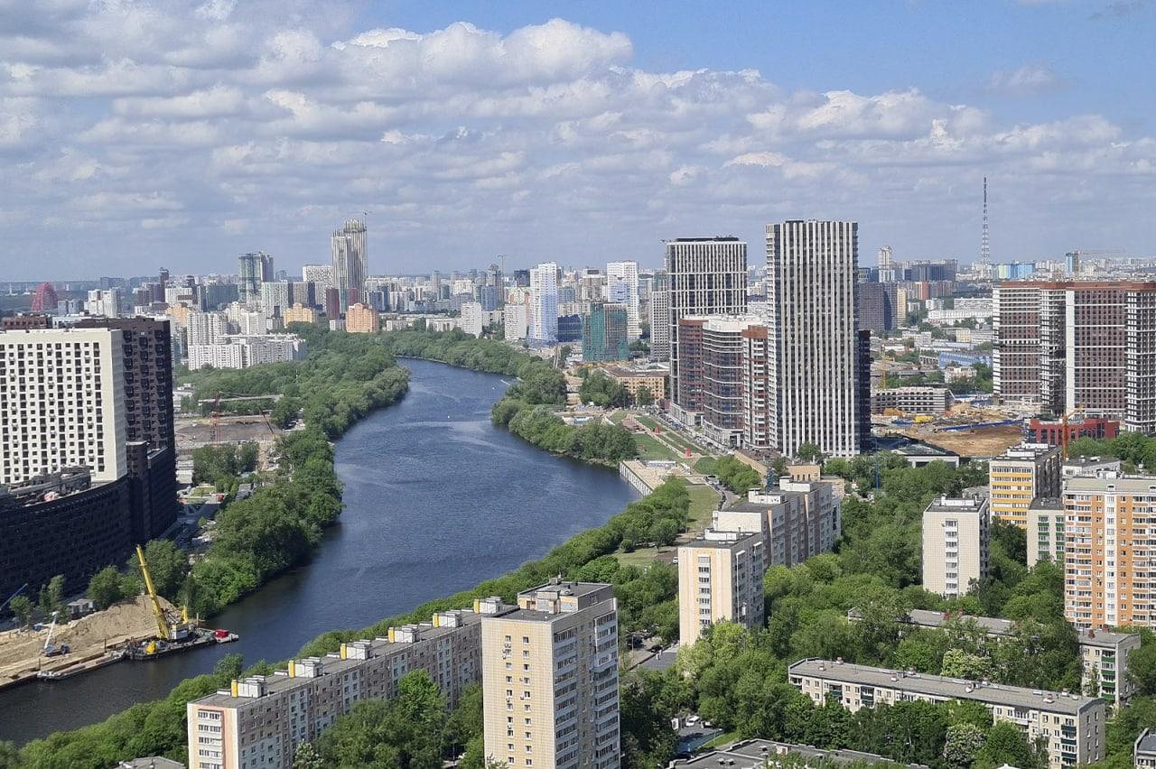 Еще один мост через Москву-реку появится в створе Берегового проезда