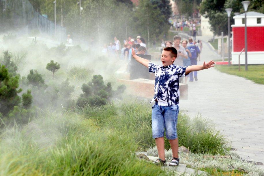 Синоптик рассказал о погоде на этой неделе в Москве